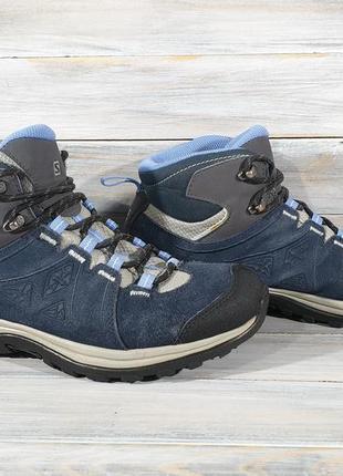 Жіночі дитячі черевики salomon ellipse 2 mid ltr gtx женские детские ботинки