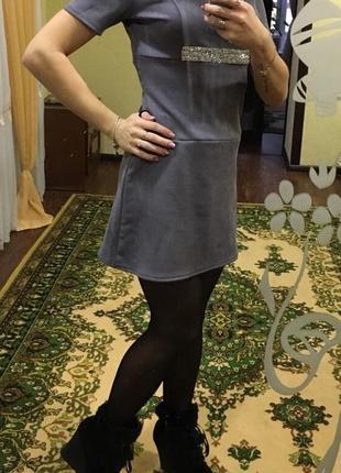 Шикарное вечернее платье2 фото