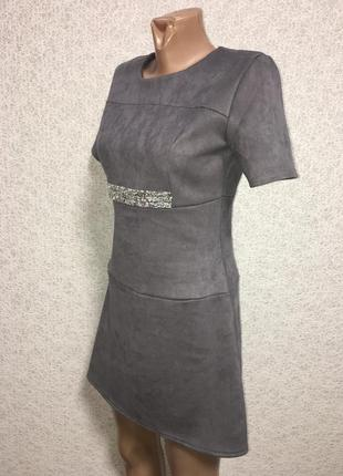 Шикарное вечернее платье4 фото