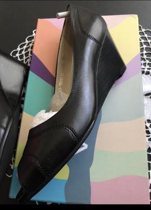 Туфли с открытым носком braska