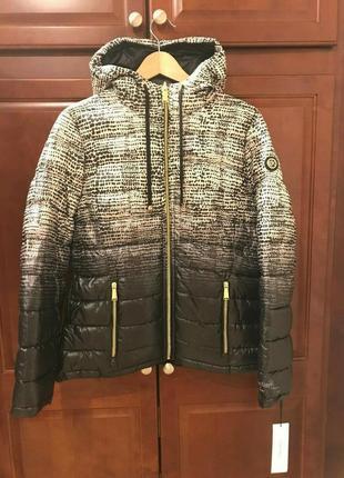 Двухстороняя куртка  calvin klein размер м