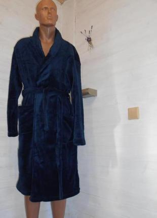Классный мягкий и теплый халат