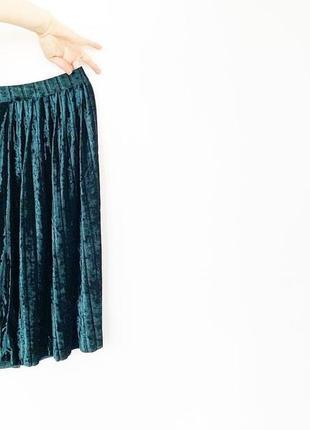 Плиссированная юбка glazz studio