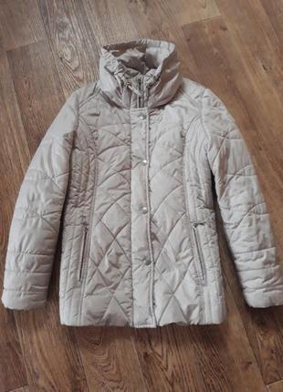 Брендовая куртка еврозима, демисизон теплая