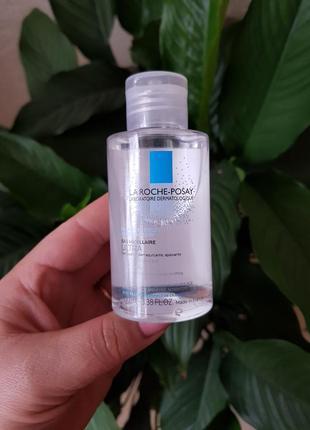 Мицеллярная вода la roche-posay ля рош-позе