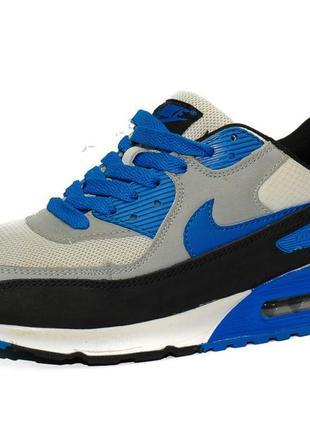 Nike air max made in vietnam кожаные кроссовки сникерсы