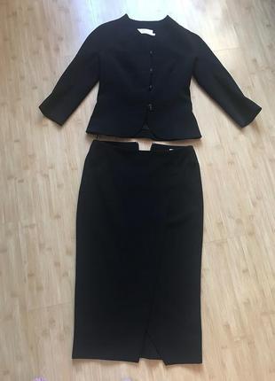 Стильный деловой костюм р.  s-m