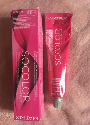 Краска для волос matrix socolor beauty
