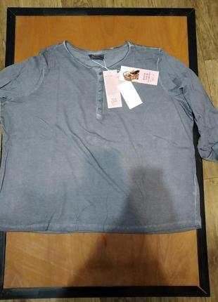 Реглан, футболка с длинным рукавом blue motion,