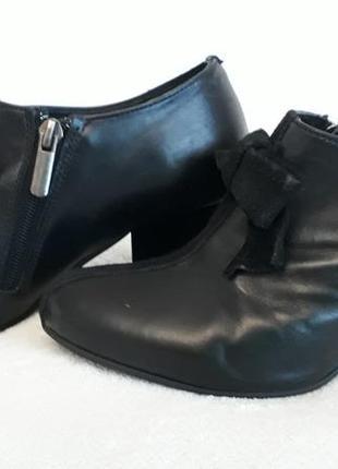 Ботильоны- туфли осень-весна