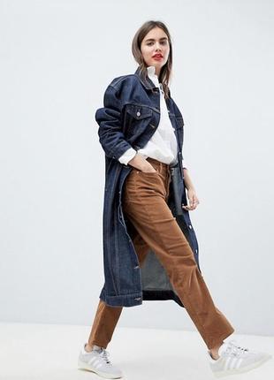 №167 мом джинсы бойфренды коричнево-рыжие от basler