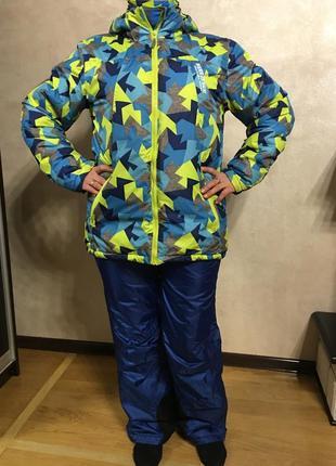 Лыжный костюм на рост 170-175 женский