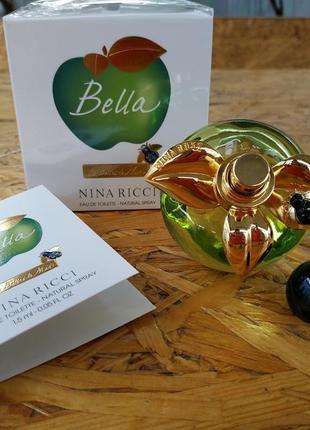 Парфюм bella от nina ricci, 50ml, франция, оригинал