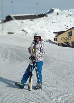 Лыжная куртка и штаны