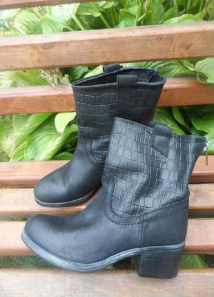 Новые ботинки / сапоги 5 th avenue