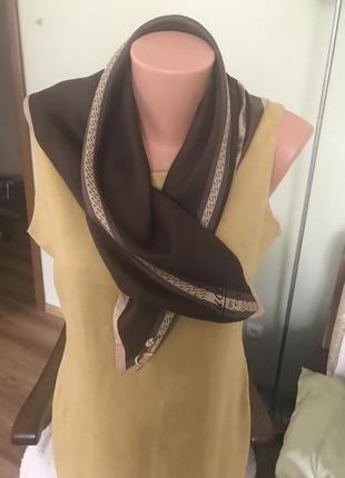 Шелкoвый платок