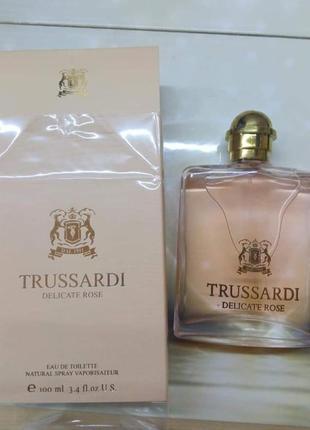 Trussardi delicate rose 100ml