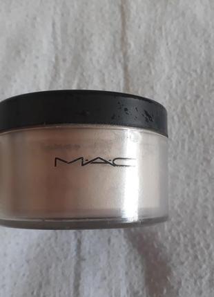Mac silver dusk powder рассыпчатая пудра-хайлайтер