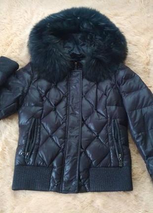 Пуховик(куртка) м