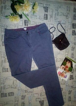 Стрейчевые джинсы для королевы