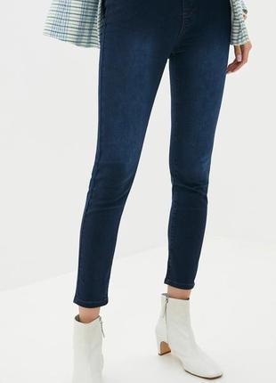 Джеггинсы, джинсовые леггинсы faded glory