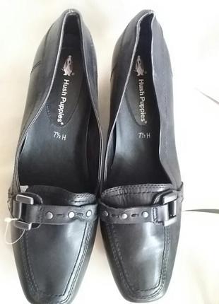 Удобные туфли натуральная кожа