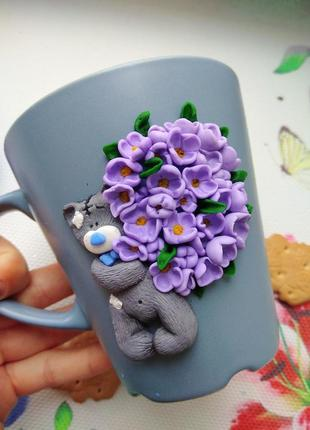 Чашка hand made