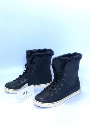 Акция!оригинальные зимние ботинки  ugg w croft luxe quilt