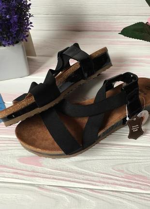 Натуральные кожаные нубуковые лаковые кожа 💯 босоножки сандалии босоніжки италия 🇮🇹