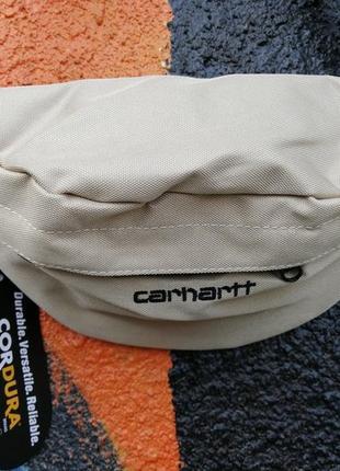 Сумка на пояс carhartt wip payton hip bag. бананка carhartt wip.