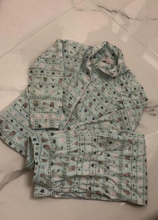 Пижама 8-9 лет
