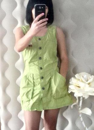 Платье домашнее