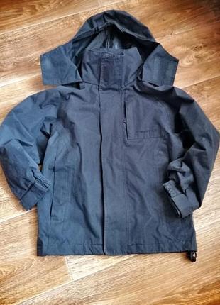 Куртка-дождевик trespass на 5-6 лет