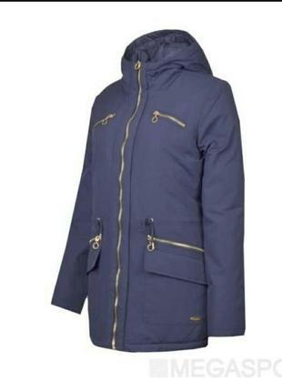 Куртка парка зимняя пуховик