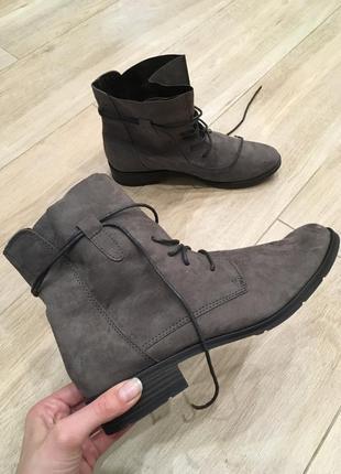 Ботинки від marco tozzi