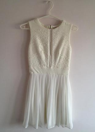 Просто неймовірно красиве коротке плаття asos - 6