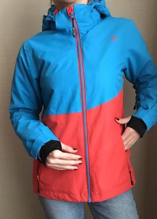 Лыжная термокуртка на рост 164 46 р