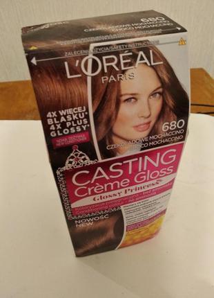 Краска для волос loreal casting