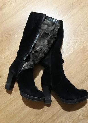 Зимові чоботи carlo pazolini
