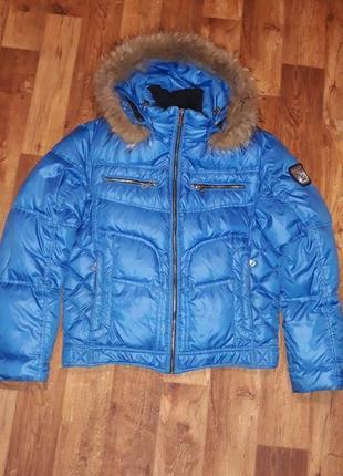 Куртка-пуховик мужская,snowimage