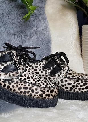 Туфли криперы кроссовки underground dr. martens кріпери