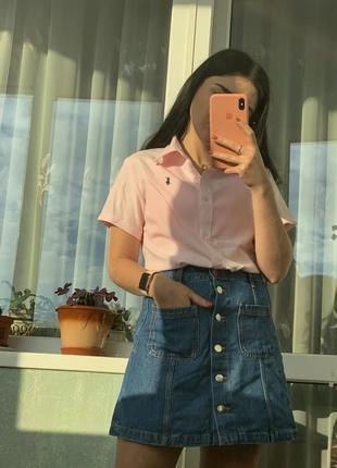 Рубашка с коротким рукавом от ralphlauren