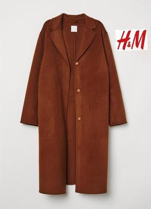 Пальто из шерсти и кошемира. h&m4 фото