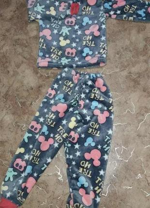 Пижама в сад