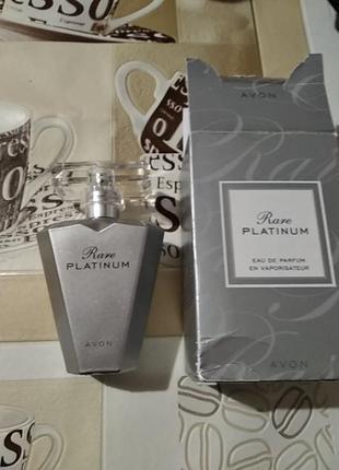Avon rare platinum