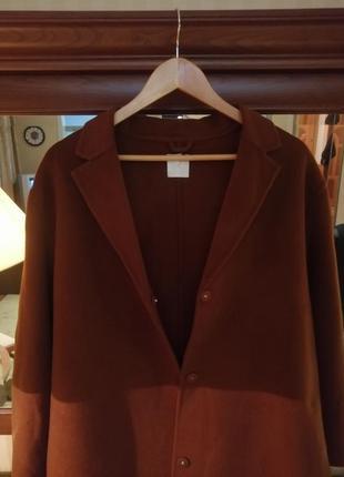 Пальто из шерсти и кошемира. h&m9 фото