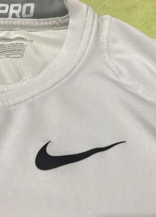 Мужская компрессионная футболка nike pro оригинал с новых коллекций