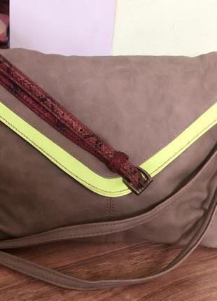 Новая женская сумка ann christine.
