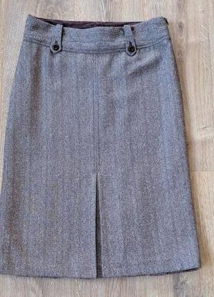 Твидовая юбка inwear 42 – 44 р.