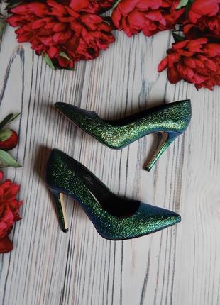 🌿эксклюзивные,  невероятные туфли. дорогая фирма faith.  размер 38см🌿